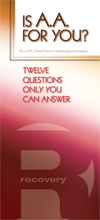 Twelve questions only you can answer